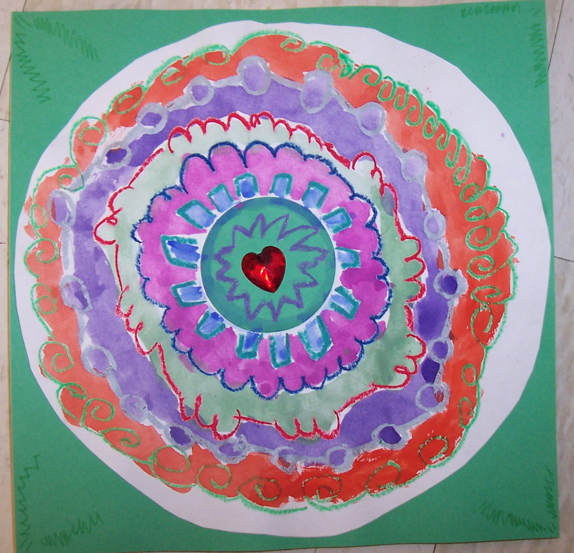 Elementary Art Line Design : First grade radial line designs switzer elementary art